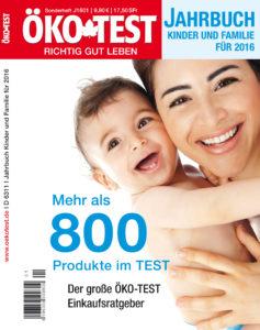 Öko-Test Jahrbuch 2016